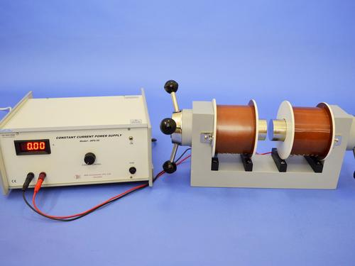 ELECTROMAGNET & CONSTANT POWER SUPPLY, Model EMU-50 & DPS-50