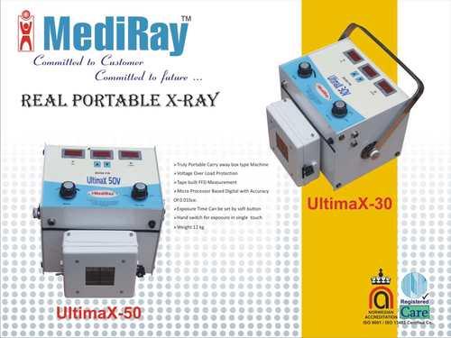 Real Portable X-Ray Machine (50 Ma)