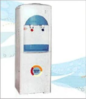 RO System with Hot and Cold Water Dispensers