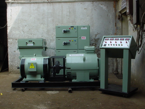 High Voltage High Frequency Test Set