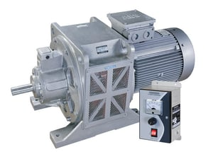 Eddy Current Variable Street Drives