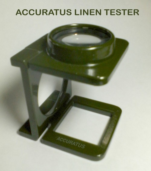 Accuratus Linen Testers