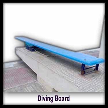 Swimming Pool Diving Board