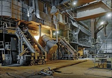 Steel Plant Noise Control