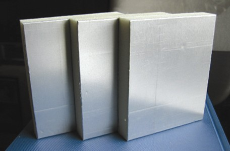 Pre Insulated Aluminium Composite PIR (Polyisocyanurate) Air Duct Panel