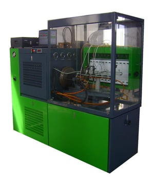 Industrial PC Controlled Common Rail Test Bench
