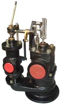 Self-Proportioning Dual-Fuel Burner