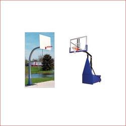 Moveable Basketball Goals