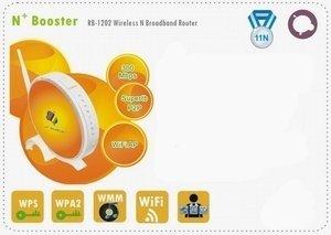 Wireless N Broadband Router