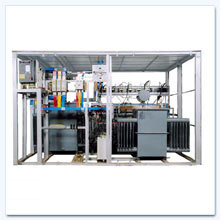 Power Unit Of Electrical Furnaces