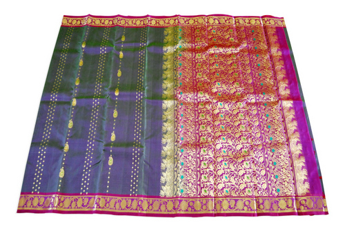 Silk Krishnar Pattu Saree