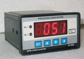 H2 Indicating Controller