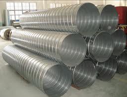 Round Ducting Pipe