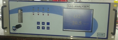 Generator Gas Analyzer