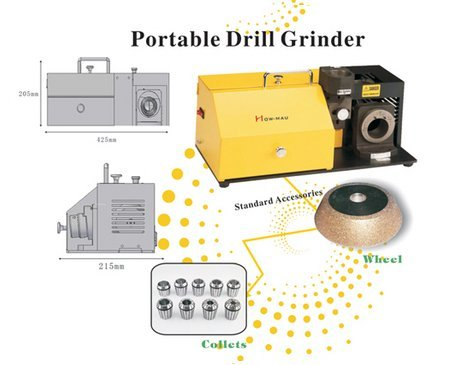 Portable Drill Grinder Machinery