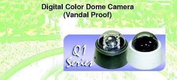 DC12V Line Lock CCTV Camera