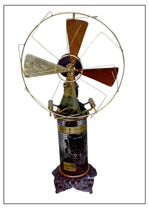 Antique Kerosene Fan in  Mazgaon