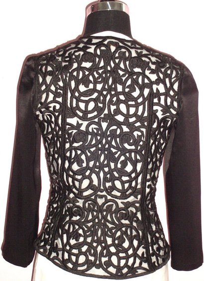 Cutwork Jacket