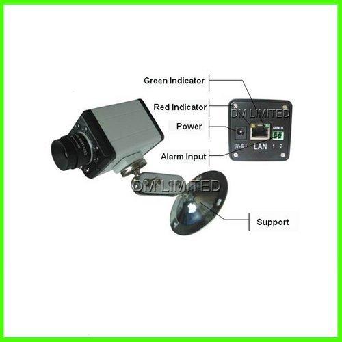Ideal Range IP Camera