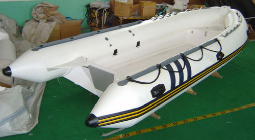 Exquisite Style Rigid Inflatable Boat