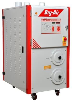 Resin Dryers With 100% Reliability