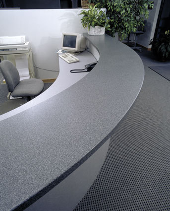 Artificial Solid Surface Countertop