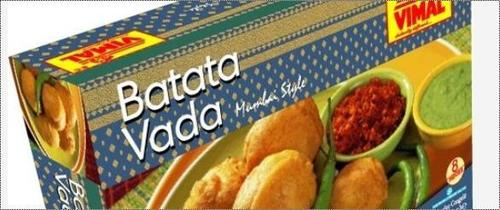 Super Nutritious Batata Vada Purely Fresh