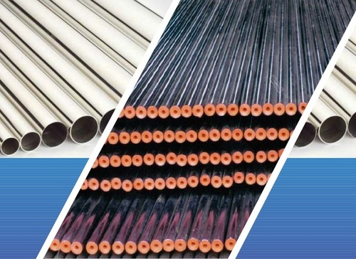 MS And CS Seamless Pipes And Tubes