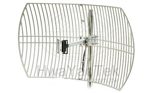 2.4GHz Grid Antenna 24dBi