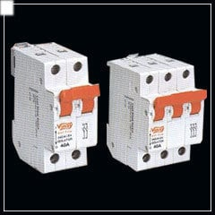 2 And 3 Pole Isolator Switch Disconnecter