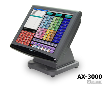 Uniwell Touch Screen Pos