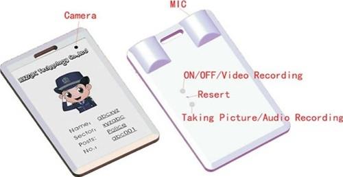 Dvr Id Card