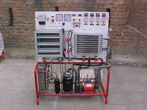 Educational Trainers For Refrigeration And Air Conditioning Labs
