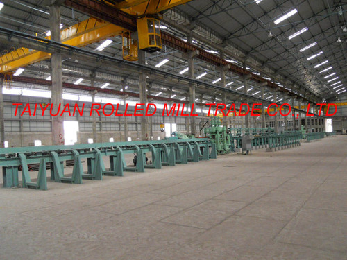 Vertical Type Straightening Machine