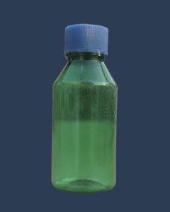 100ml PET Plastic Bottles