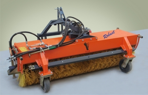 Road Broomer For Road Cleaning