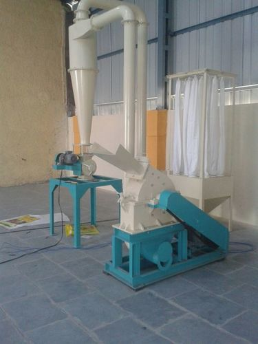 Spice Processing Mill