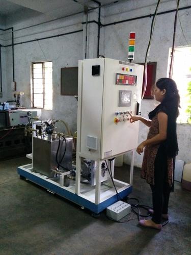 Oil Dispenser For Industrial Application