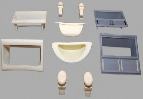 Plastic Handels