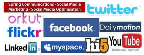 Social Media Marketing Service - Spring Communications, B