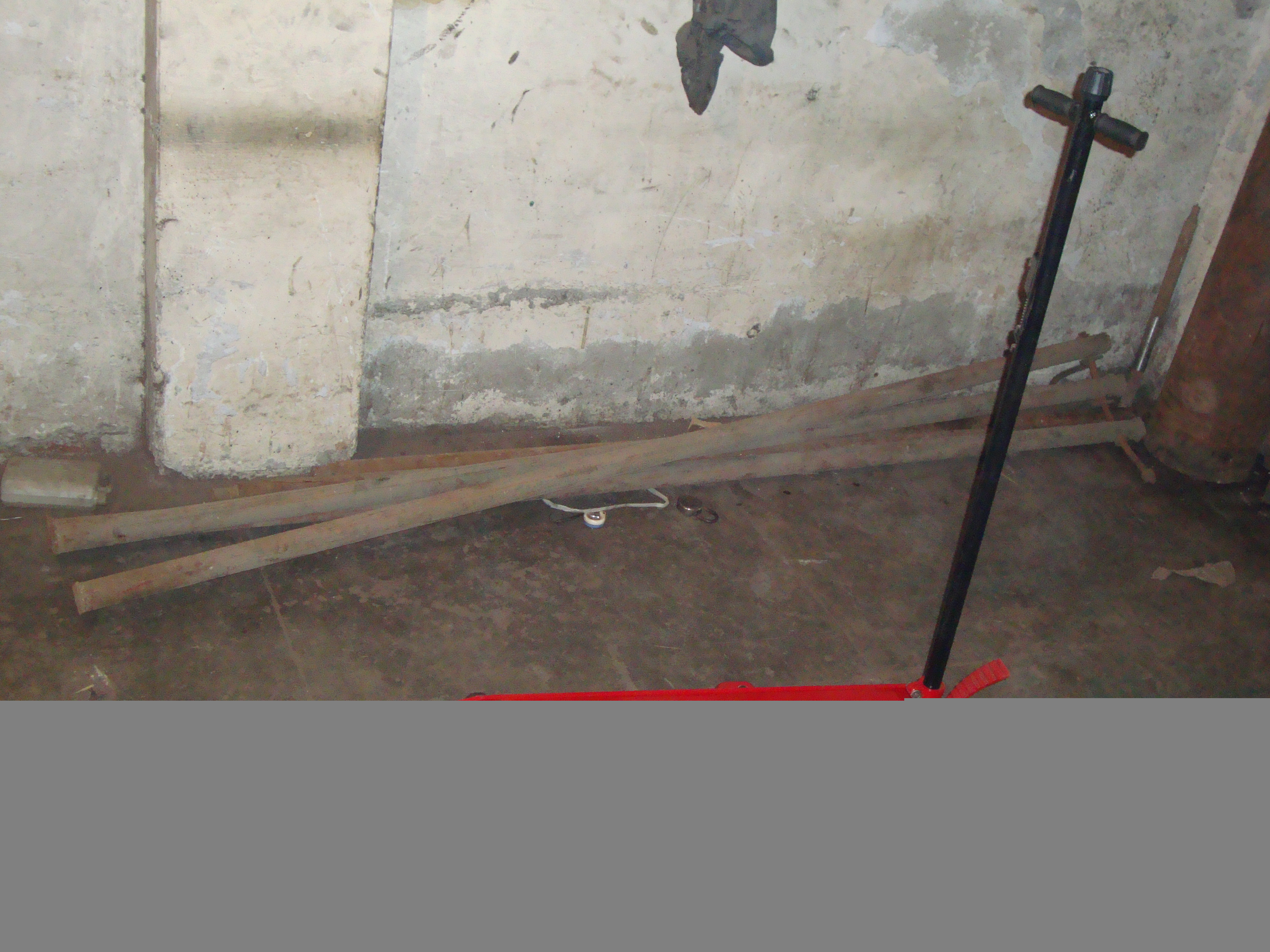 Duralif Hydraulic Trolley Jack