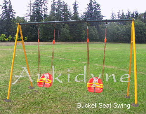 Bucket Seat Swing
