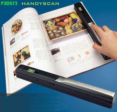 Portable PDF Handy Scanner