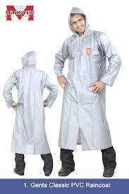 Gents Classic PVC Raincoat