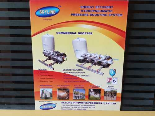 Commercial Packaged Water Pressure System