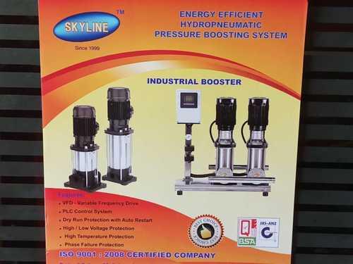 Industrial Packaged Water Pressure System