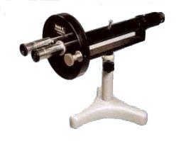 Student Polarimeter half Shade & Bi Quartz (Box Type) DR 191A