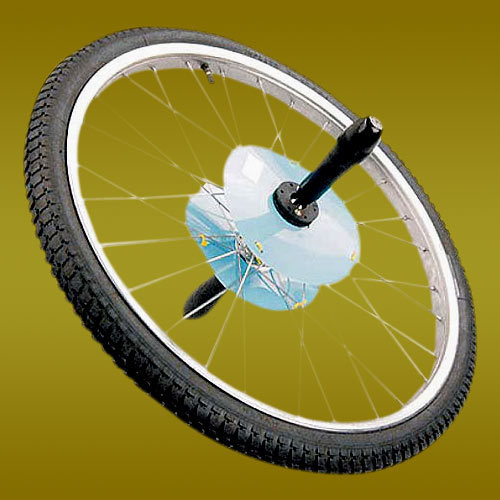 Bicycle Wheel Gyroscope in  Naraina - I