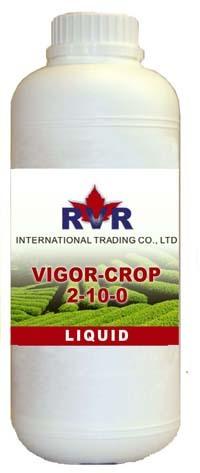 Vigor Crop Fertilizer 2-10-0-6 Boron