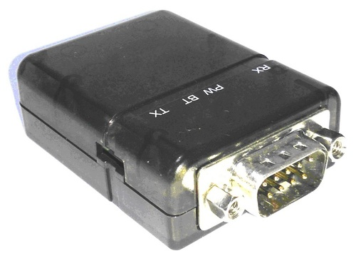 Bluetooth V4.1 BLE Active RFID RS-232 Reader